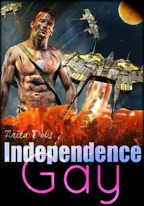 Independence Gay (Gay Alien Erotica)