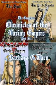 The Complete Chronicles of the Varian Empire Box Set