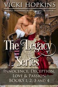The Legacy Series (Books 1, 2, 3, and 4)