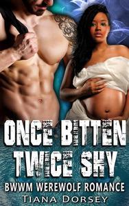 Once Bitten, Twice Shy : BWWM Werewolf Romance