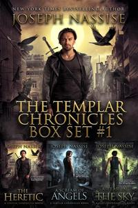 Templar Chronicles Box Set #1