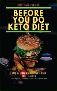 Before You Do Keto Diet