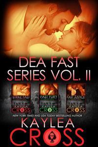 DEA FAST Series Box Set Volume 2