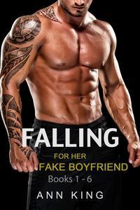 Falling for her Fake Boyfriend (Books 1-6)
