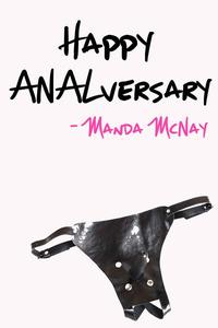 Happy Analversary