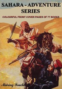 Sahara Adventure Series - Front Covers