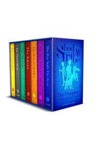 The Shadow Tribe Series Boxed Set