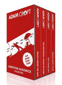 Kempston Hardwick Mysteries - Box Set, Books 1-3