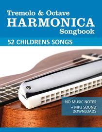 Tremolo Harmonica Songbook - Childrens Songs