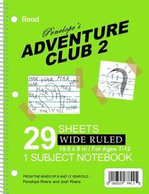 Penelope's Adventure Club 2