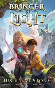 Bringer of Light: The Complete Allie Strom Trilogy