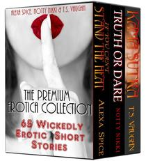 The Premium Erotica Collection (65 Wickedly Erotic Short Stories)