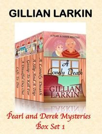 Pearl And Derek Mysteries - Box Set 1