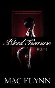 Blood Treasure #2 (New Adult Vampire Romance)