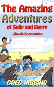 The Amazing Adventures of Solly and Harry-Shark Encounter
