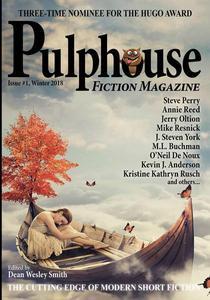 Pulphouse Fiction Magazine: Issue #1