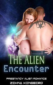 The Alien Encounter:  Alien and Pregnancy Romance