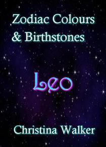 Zodiac Colours & Birthstones - Leo