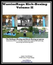 WarriorRage KickBoxing