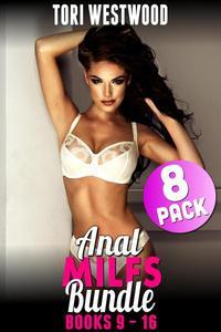 Anal MILFs Bundle 8-Pack : Books 9 - 16