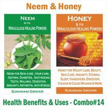 Neem & Honey - Health Benefits & Uses - Combo#14