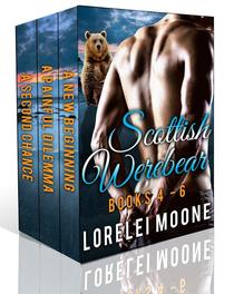 Scottish Werebear: Books 4-6