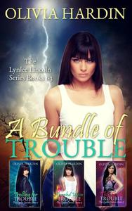A Bundle of Trouble (The Lynlee Lincoln Series Books 1-3)