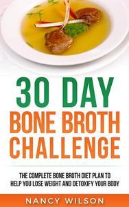 30 Day Bone Broth Challenge