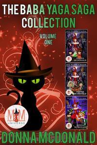 Baba Yaga Saga Collection: Magic and Mayhem Universe