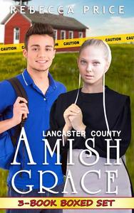 Lancaster County Amish Grace 3-Book Boxed Set