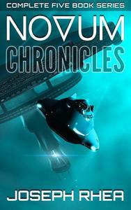 Novum Chronicles (The Complete Novum Series)