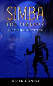 Simba The Fireboy and The Aliens of  Yttrium