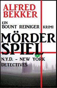 Bount Reiniger: Mörderspiel