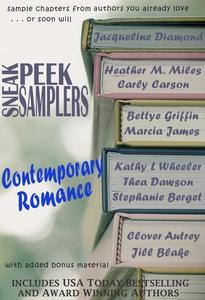 Sneak Peek Samplers: Contemporary Romance