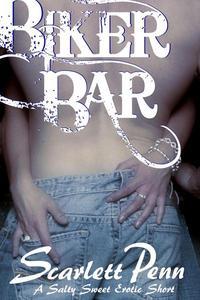 Biker Bar: A Salty Sweet Erotic Short