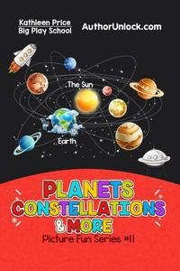 Planets, Constellations & More - Picture Fun Series