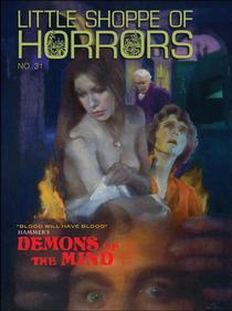 Little Shoppe of Horrors #31