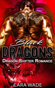 Black Dragons : Dragon Shifter Romance