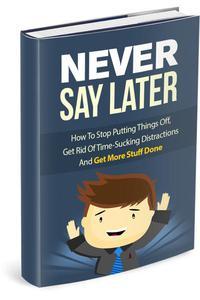Naver Say Later