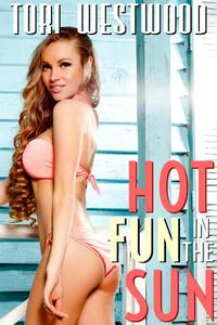 Hot Fun in the Sun (Age Play Older Man Younger Woman Erotica)
