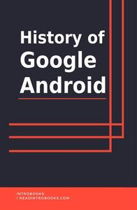 History Of Google Android
