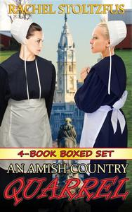 An Amish Country Quarrel 4-Book Boxed Set
