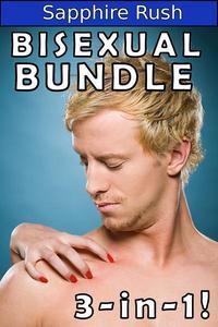Bisexual Bundle (m/m/f threesomes)