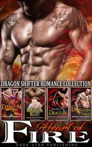 Heart of Fire : Dragon Shifter Romance Collection