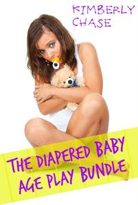 The Diapered Age Play Bundle (Four Story ABDL Diaper Age Play Anthology)