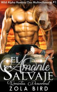 El Amante Salvaje: Un Romance Paranormal