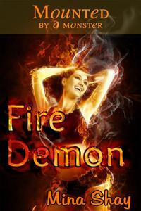 Mounted by a Monster: Fire Demon