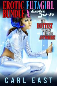 Erotic Futagirl Bundle X - Erotic Sci-Fi