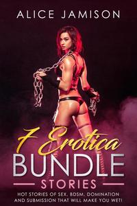 7 Erotica Bundle Stories Hot Stories Of Sex, BDSM, Domination And Submission That Will Make You Wet!