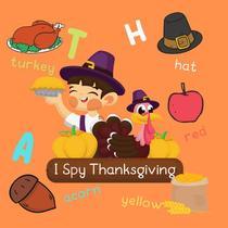 I Spy Book Thanksgiving